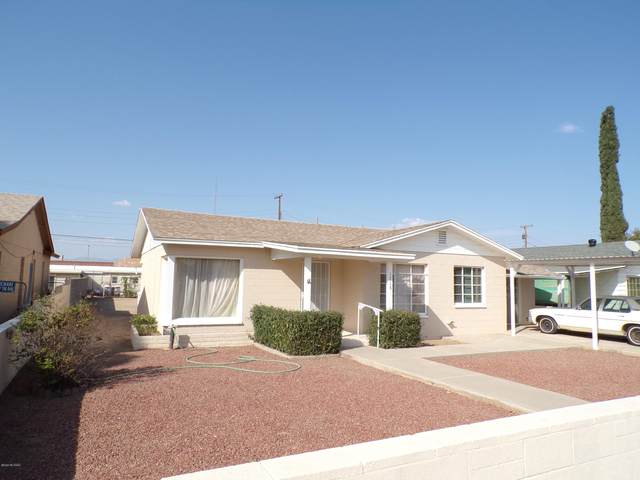 1216 W West Drive, Safford, AZ 85546 (#22023793) :: Long Realty - The Vallee Gold Team
