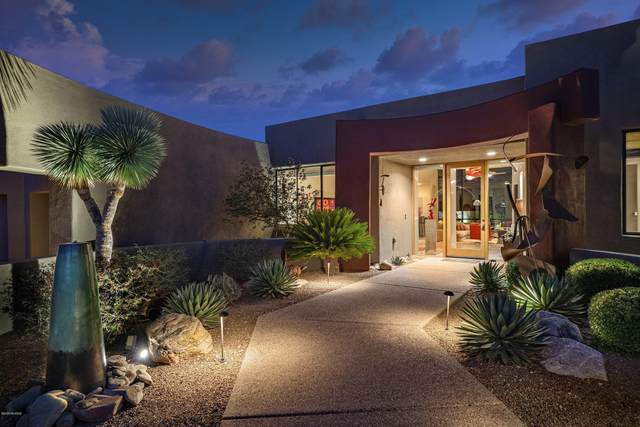 592 W Silhouette Ridge Place, Oro Valley, AZ 85755 (#22023797) :: The Local Real Estate Group | Realty Executives
