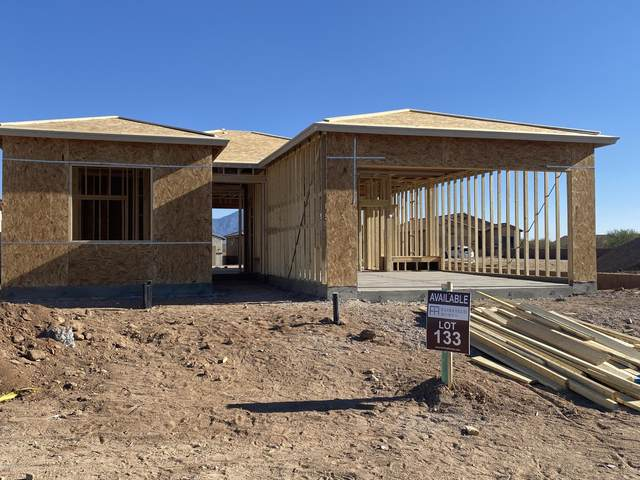 820 N Magellan Scope Trail N Lot 133, Green Valley, AZ 85614 (#22023798) :: Gateway Partners
