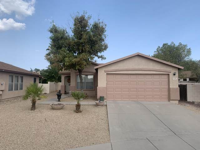 8145 S Sunny Sky Place, Tucson, AZ 85747 (#22023799) :: Long Realty - The Vallee Gold Team
