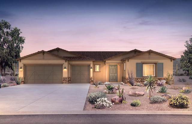 11487 N Big Star Trail, Tucson, AZ 85742 (#22023805) :: Long Realty - The Vallee Gold Team