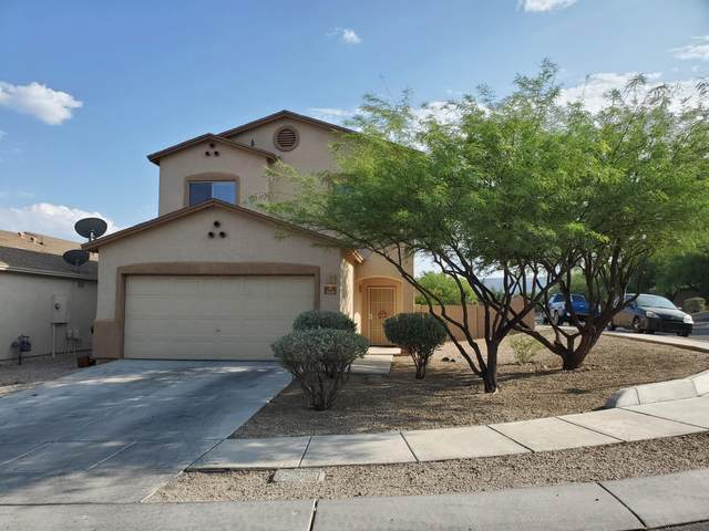3601 W Center Mountain Way, Tucson, AZ 85746 (#22023815) :: Long Realty - The Vallee Gold Team