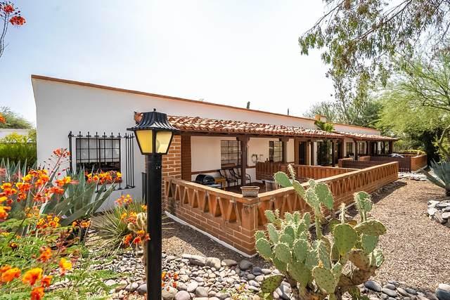 329 S Paseo Sarta A, Green Valley, AZ 85614 (#22023817) :: Long Realty Company