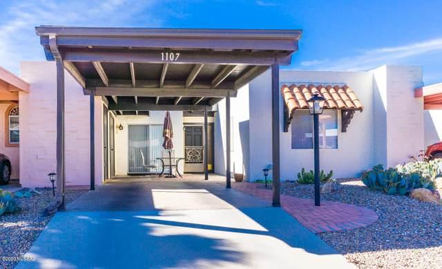 1107 S Alpine Circle, Green Valley, AZ 85614 (#22023820) :: Long Realty Company