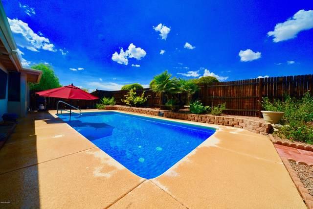 1912 S San Ray, Green Valley, AZ 85622 (#22023825) :: Tucson Property Executives
