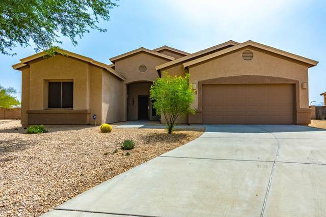 8211 W Via Garcia Marquez, Tucson, AZ 85757 (#22023828) :: Long Realty - The Vallee Gold Team