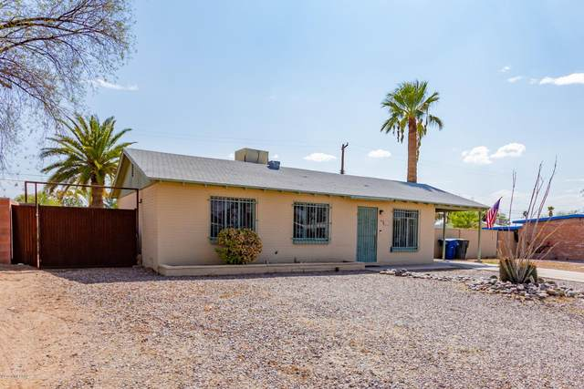 5742 E 33rd Street, Tucson, AZ 85711 (#22023834) :: Long Realty - The Vallee Gold Team