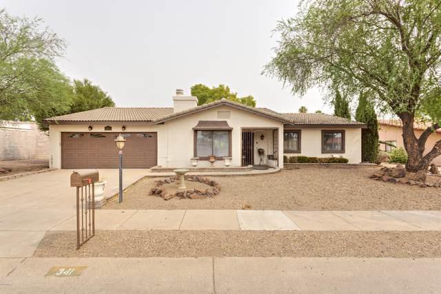 341 E Paseo Churea, Green Valley, AZ 85614 (#22023837) :: Long Realty Company