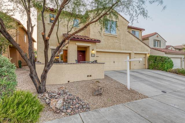 5872 S Copper Hills Drive, Tucson, AZ 85747 (#22023840) :: Kino Abrams brokered by Tierra Antigua Realty