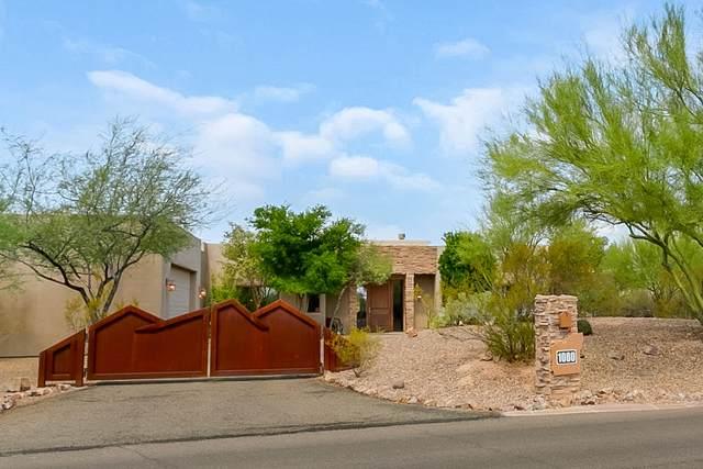 1080 W Las Lomitas Road, Tucson, AZ 85704 (#22023850) :: Long Realty - The Vallee Gold Team