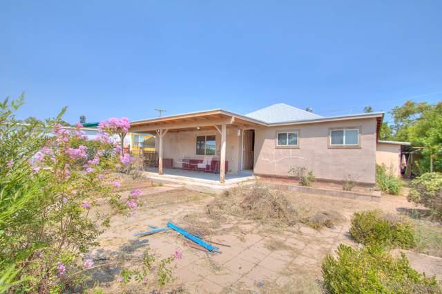 984 N Anza Drive, Nogales, AZ 85621 (#22023854) :: Keller Williams