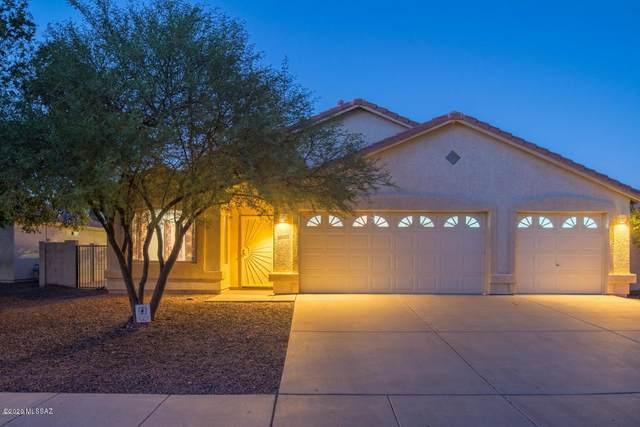 5524 W Carriage Drive, Tucson, AZ 85742 (#22023861) :: The Josh Berkley Team