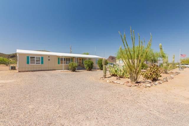 9931 N El Uno Minor, Tucson, AZ 85743 (#22023862) :: Gateway Partners