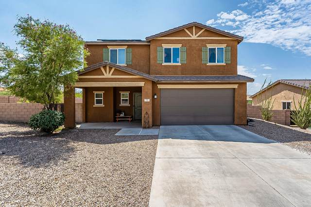 734 S Harry P Stagg Drive, Vail, AZ 85641 (#22023863) :: Tucson Property Executives