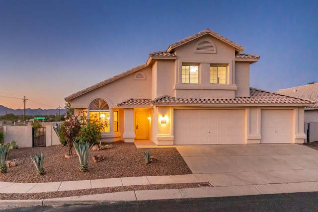 2090 W 3 Oaks Drive, Oro Valley, AZ 85737 (#22023882) :: Keller Williams