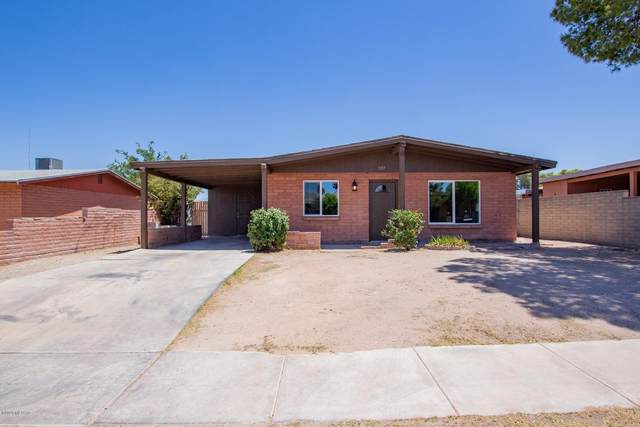 5157 S Fremont Avenue, Tucson, AZ 85706 (MLS #22023907) :: The Property Partners at eXp Realty