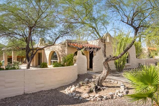 810 N Camino Santiago, Tucson, AZ 85745 (#22023918) :: Tucson Property Executives