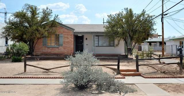 828 E Mabel Street, Tucson, AZ 85719 (#22023920) :: The Local Real Estate Group | Realty Executives