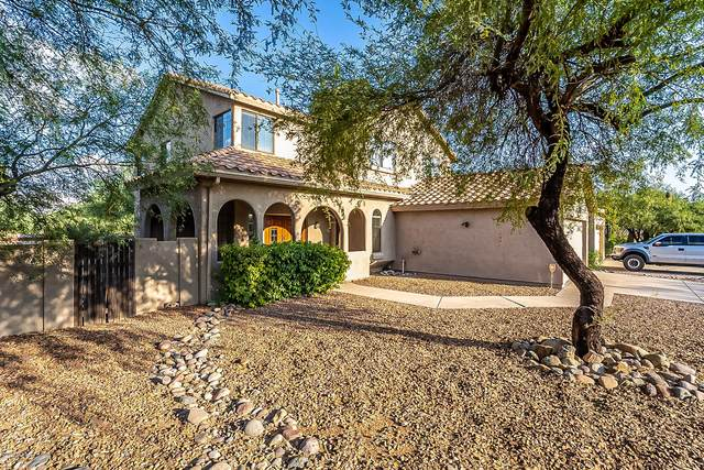 12710 N Bandanna Way, Oro Valley, AZ 85755 (#22023934) :: The Local Real Estate Group | Realty Executives