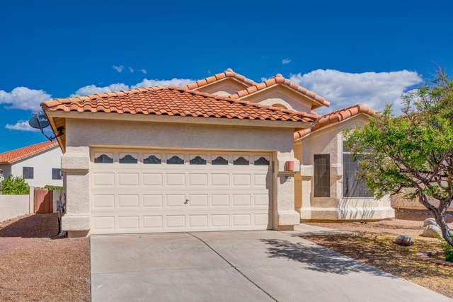10223 E Covington Street, Tucson, AZ 85748 (#22023946) :: Tucson Property Executives