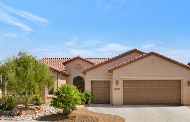 31865 S Misty Basin Road, Oracle, AZ 85623 (#22023951) :: Long Realty - The Vallee Gold Team