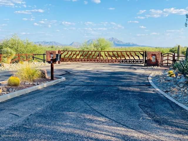 16 Circulo  Bautista #16, Tubac, AZ 85646 (#22023955) :: Tucson Property Executives