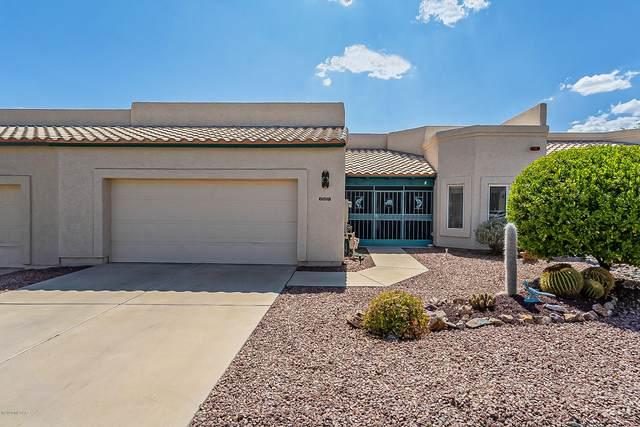659 W Camino Del Bondadoso, Green Valley, AZ 85614 (#22023964) :: Tucson Property Executives