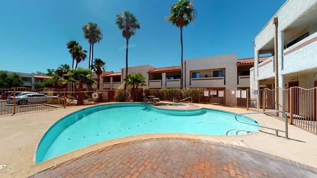 455 W Kelso Street #132, Tucson, AZ 85705 (#22023966) :: Keller Williams