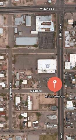 1404 S 6th Avenue ., Tucson, AZ 85713 (#22023967) :: Tucson Property Executives