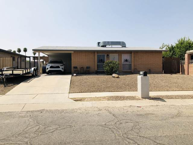 5142 S Fremont Avenue, Tucson, AZ 85706 (MLS #22023968) :: The Property Partners at eXp Realty