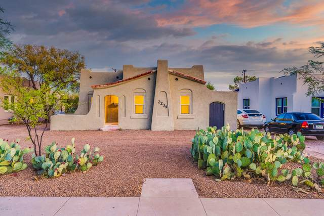2234 E 6Th Street, Tucson, AZ 85719 (#22023985) :: Gateway Partners