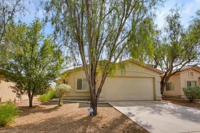 2138 W Painted Sunset Circle, Tucson, AZ 85745 (#22023987) :: The Josh Berkley Team