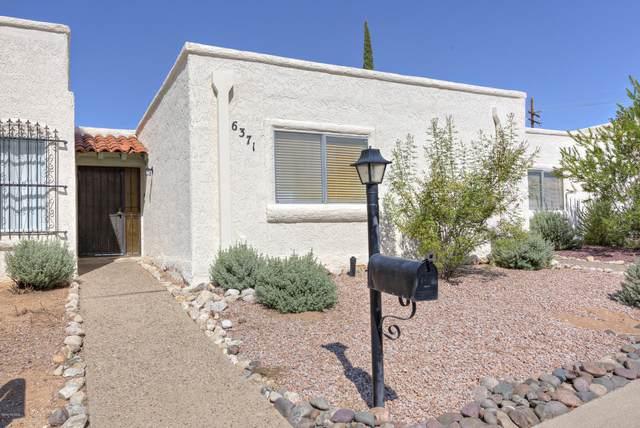 6371 N Orange Tree Drive, Tucson, AZ 85704 (#22023997) :: Long Realty - The Vallee Gold Team
