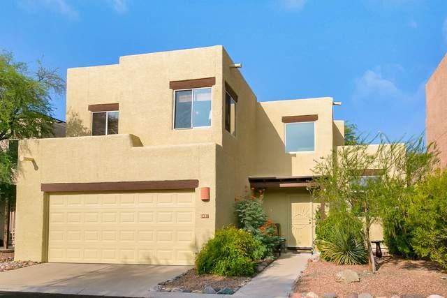 3481 N Sagewood Drive, Tucson, AZ 85712 (#22024005) :: The Josh Berkley Team