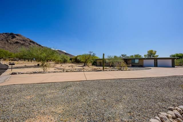 444 E Windy Peak Circle, Oro Valley, AZ 85737 (#22024006) :: Keller Williams