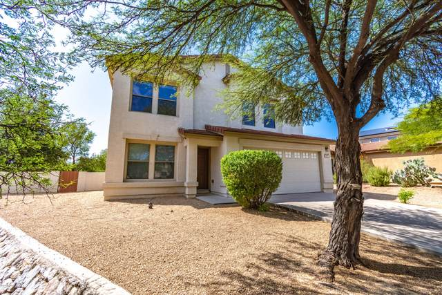 12837 N Desert Olive Drive, Oro Valley, AZ 85755 (#22024021) :: Long Realty Company