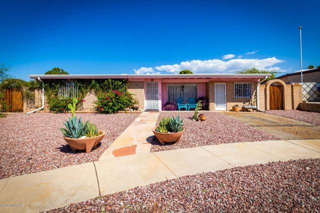 2413 S Kevin Drive, Tucson, AZ 85748 (#22024026) :: Long Realty - The Vallee Gold Team