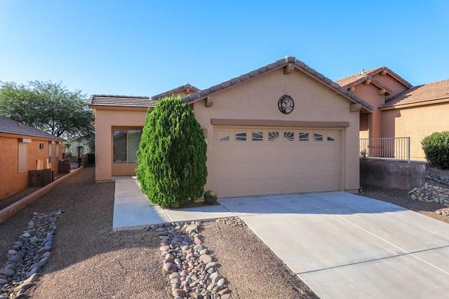 433 W Bazille Way, Green Valley, AZ 85614 (#22024034) :: Gateway Partners