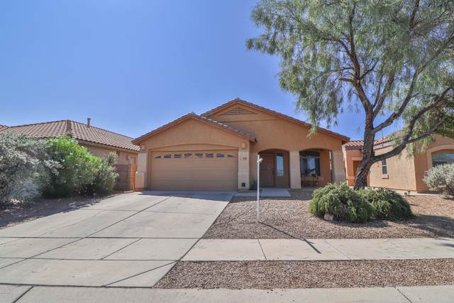 6887 W Brightwater Way, Tucson, AZ 85757 (#22024042) :: Long Realty - The Vallee Gold Team