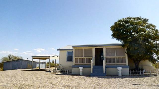 12780 N Luther Avenue, Marana, AZ 85653 (#22024053) :: Long Realty - The Vallee Gold Team
