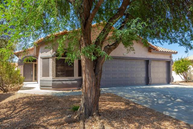 6463 W Darrah Place, Tucson, AZ 85743 (#22024075) :: Keller Williams