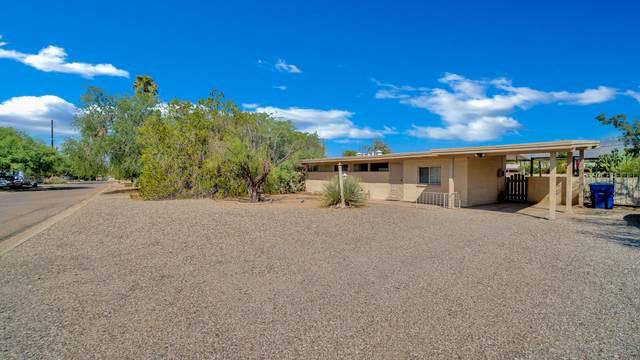5931 E Waverly Place, Tucson, AZ 85712 (#22024083) :: Long Realty - The Vallee Gold Team