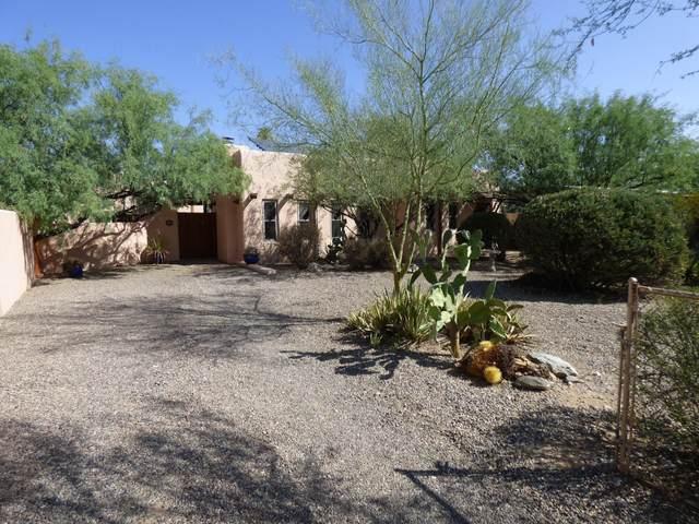 907 E Freeman Place, Tucson, AZ 85719 (#22024089) :: Long Realty Company
