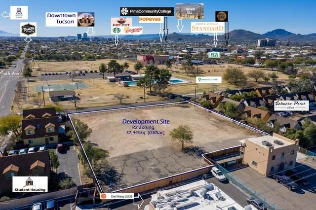 355-365 E Sahuaro Street, Tucson, AZ 85705 (#22024110) :: The Josh Berkley Team