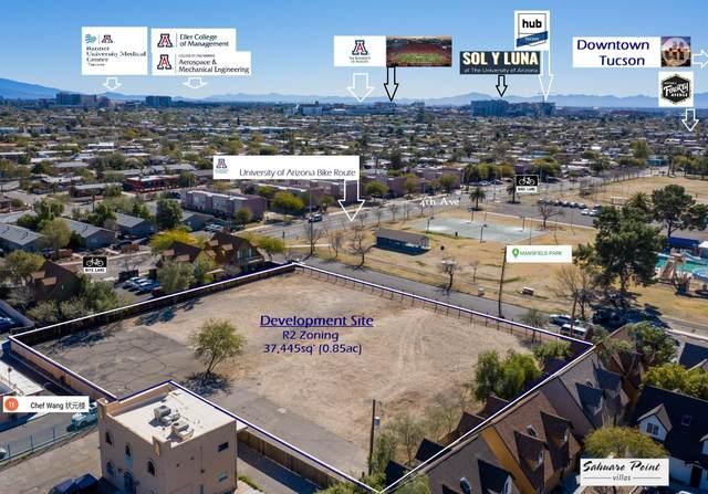365 E Sahuaro Street, Tucson, AZ 85705 (#22024112) :: Long Realty Company