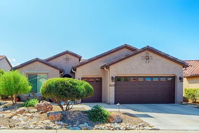 60191 E Arroyo Vista Drive, Oracle, AZ 85623 (#22024128) :: eXp Realty