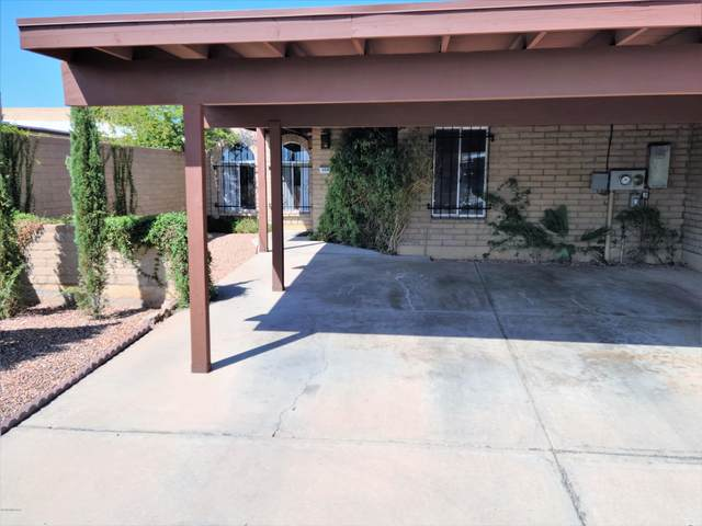558 W Calle Lago, Tucson, AZ 85704 (#22024129) :: Long Realty Company