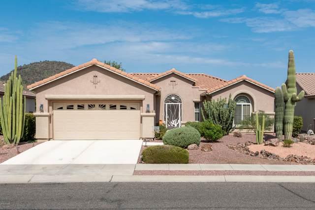 9469 N Twinkling Shadows Way, Tucson, AZ 85743 (#22024130) :: Long Realty Company