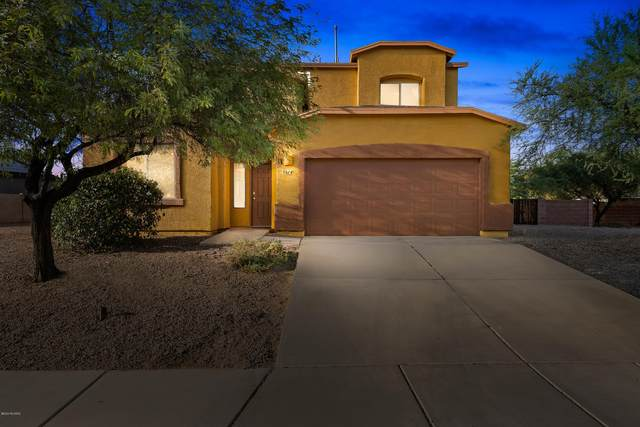 7614 W Tenderfoot Drive, Tucson, AZ 85757 (#22024140) :: Long Realty - The Vallee Gold Team