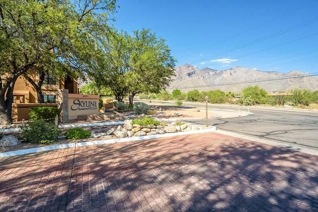 6651 N Campbell Avenue #205, Tucson, AZ 85718 (#22024141) :: The Josh Berkley Team